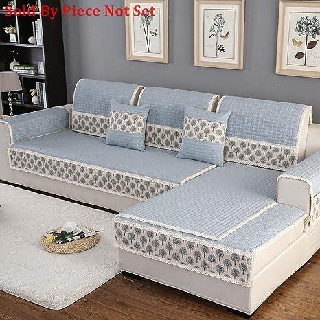 Funda Protectora para sofá de sofá Acolchado, para Mascotas ...