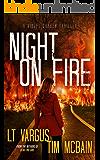 Night on Fire: A Gripping Serial Killer Thriller (Violet Darger FBI Thriller Book 6)