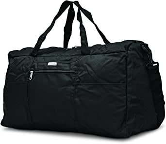 Samsonite Foldaway Duffle Medium, Black (black) - 107098-1041