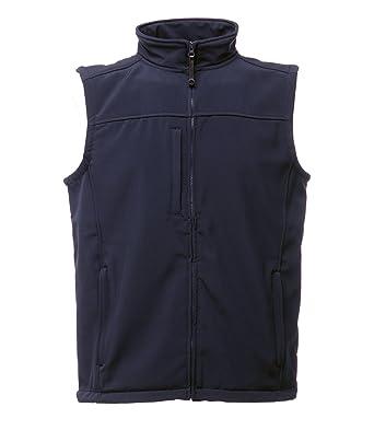 Regatta Mens Classic Softshell Bodywarmer Sleeveless Outdoor Gilet