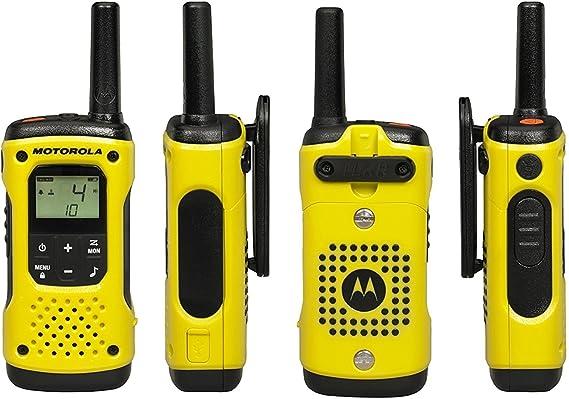 Motorola TLKR T92 H2O PMR Funkgerät , 2 Stück: Amazon.de: Elektronik