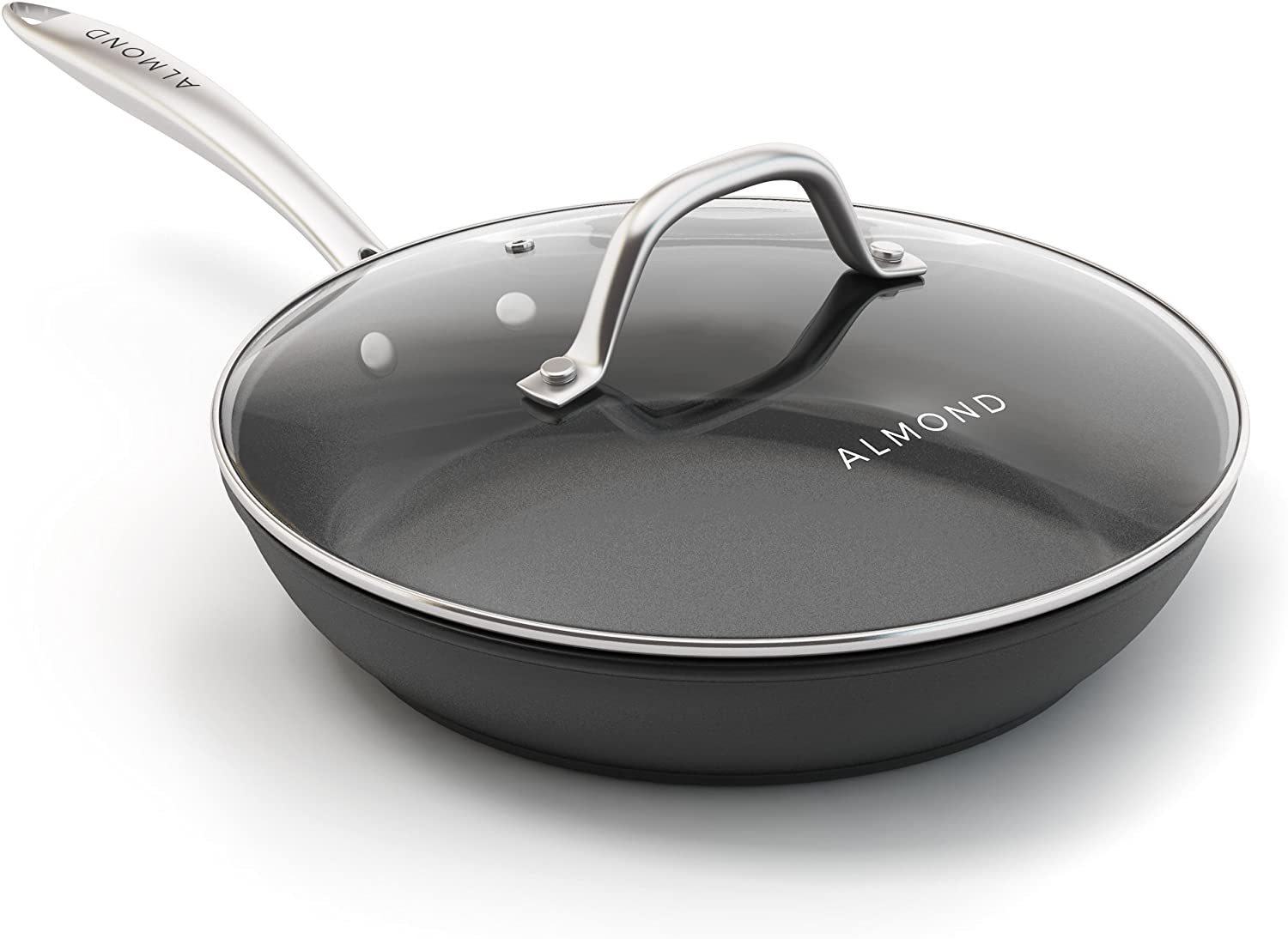 23 S 6 Non-Stick Skillet with Glass Lid