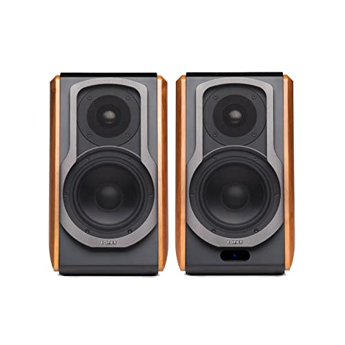Edifier S1000DB Audiophile Active Bookshelf Speakers