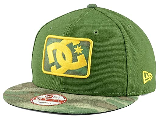 Image Unavailable. Image not available for. Color  DC Shoes Buzzcut Snapback  Hat a4dc75d7c48