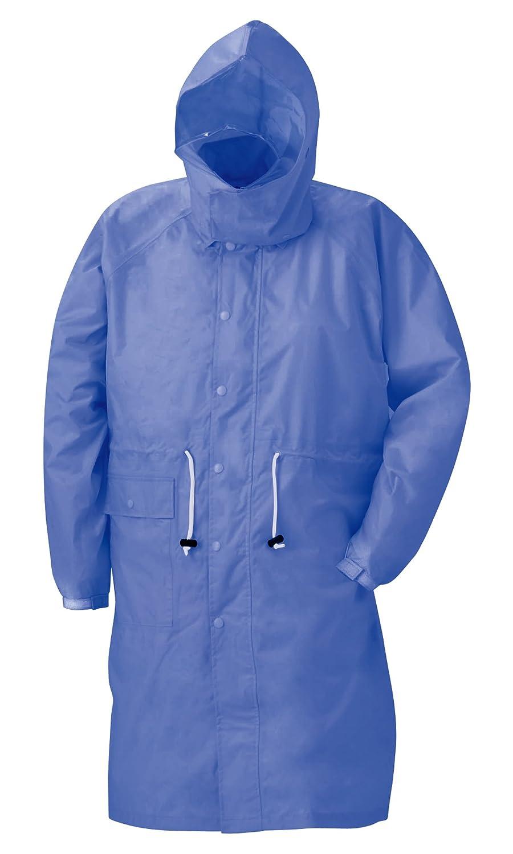 スミクラ 透湿レインパーカ リュック型 全4色 全5サイズ ロイヤルブルー LL 防水透湿 収納袋付き [正規代理店品] B019RVPOGC LL|ロイヤルブルー ロイヤルブルー LL