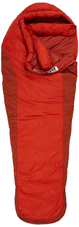 Marmot Never Summer - Sacos de Dormir - Regular Naranja/marrón Modelo Izquierda 2017: Amazon.es: Deportes y aire libre