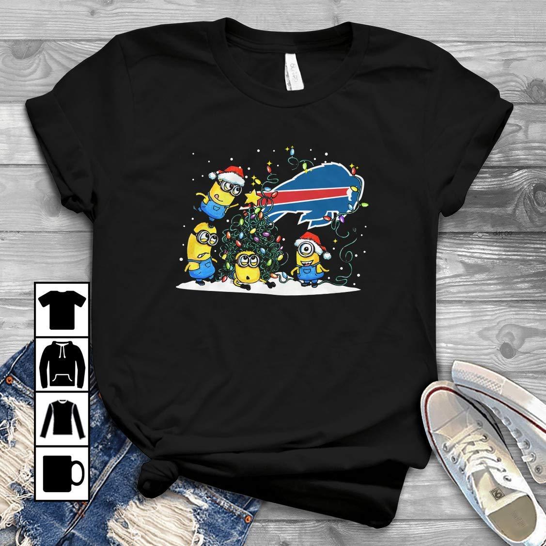 buffalo bills minion shirt