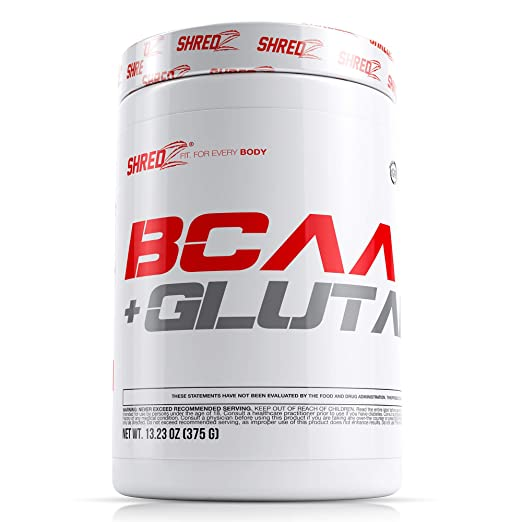 Product thumbnail for Shredz BCAA and Glutamine Building and Recovery Complex