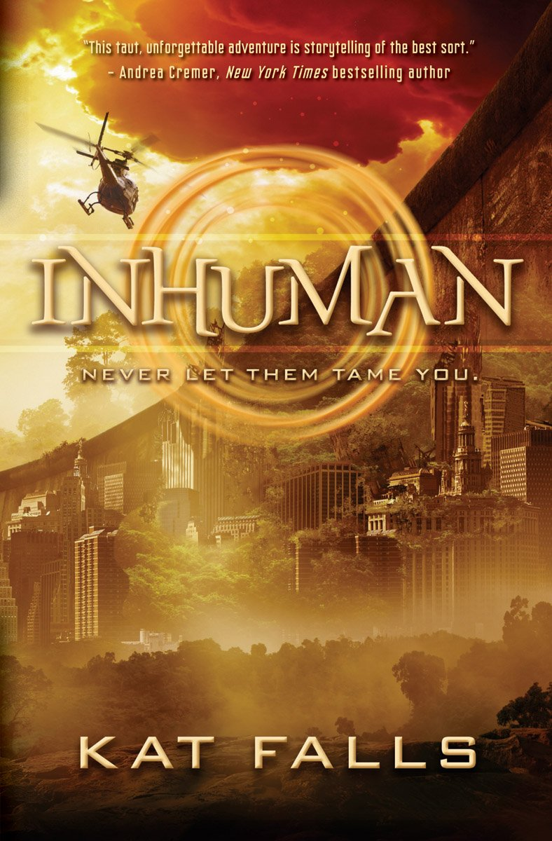 Read Online Inhuman ebook