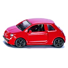 Siku 1453 Fiat 500 Car And Traffic Models