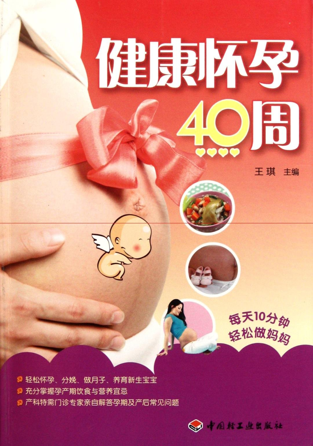 Download Healthy Pregnancy 40 Weeks (Chinese Edition) ebook