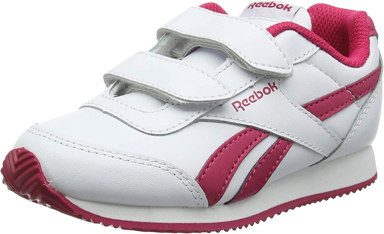 Reebok Royal Cljog 2 2v Zapatillas de Deporte para Ni/ñas