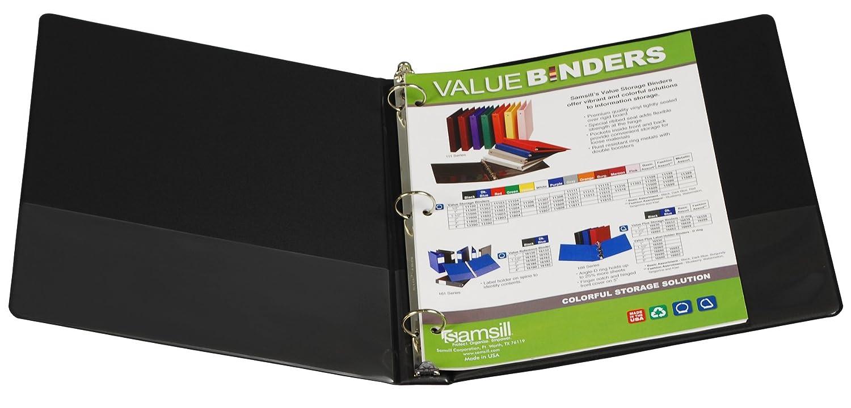 Samsill Value Binder 2,5 2,5 2,5 cm 2.54 cm grün B000GAVY2M | Verrückte Preis  8aa33d