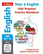 Year 6 English SATs Targeted Practice Workbook: Key Stage 2 (Collins KS2 Practice)