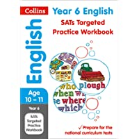 Year 6 English SATs Targeted Practice Workbook: 2019 tests (Collins KS2 Practice)