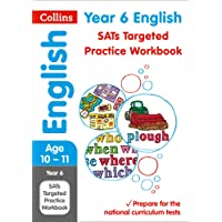 Year 6 English SATs Targeted Practice Workbook: 2019 tests (Collins KS2 Revision and Practice)