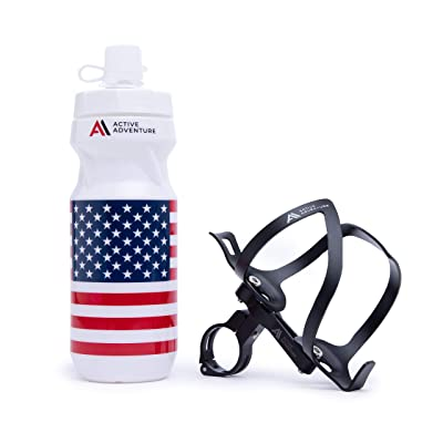 Plastic Water Bottle Cage HOLDER BRACKET For Cycling Bicycle Bike Drink Tool