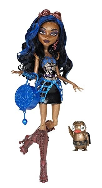 Amazoncom Monster High Robecca Steam Doll Toys  Games