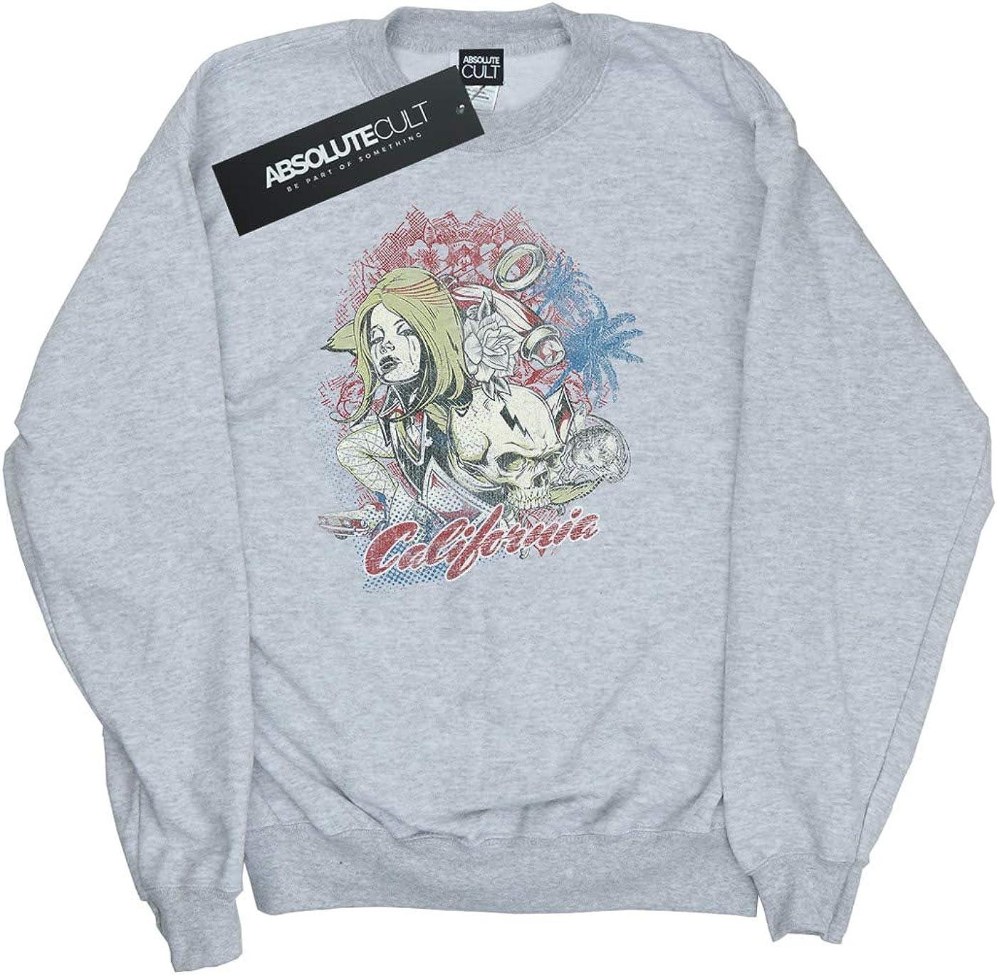 Absolute Cult Drewbacca Girls California Dreamin Sweatshirt