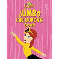 The Wiggles: Emma! Jumbo Colouring Book