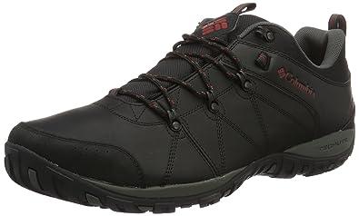 Columbia Men s Peakfreak Venture Waterproof Hiking Shoe Black 6ed7c16d7a