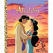 Aladdin (Disney Aladdin) (Little Golden Book)