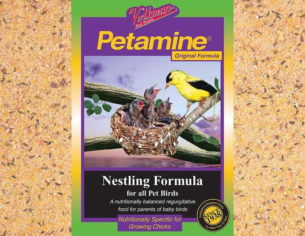 Petamine Nestling Formula