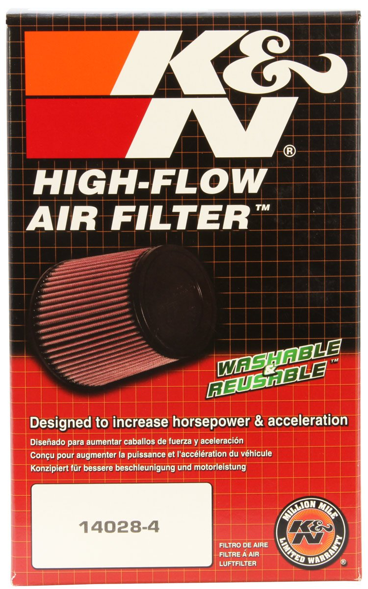 11//16/40/deg FLG /1 7,6/cm OD 15,2/cm H R-1030/K /& N universel Clamp-On filtre /à air/ universal filtres /à air