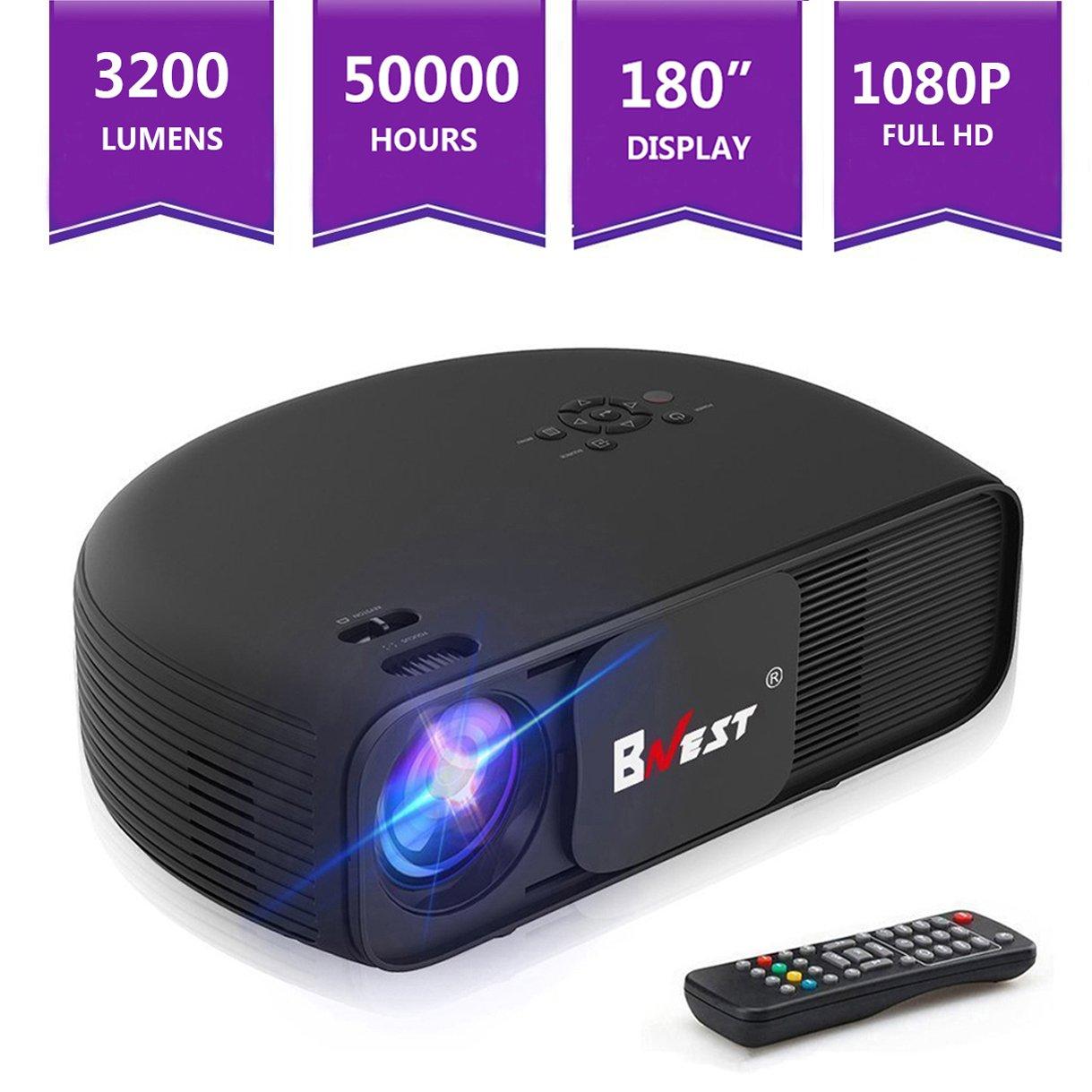 Bnest Mini proyector: Amazon.es: Electrónica