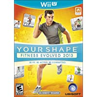 Jogo Your Shape Fitness Evolved 2013 - Nintendo Wii U Usado