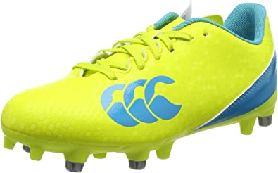 Canterbury Speed 2.0 Firm Ground Chaussures de Rugby Mixte Enfant
