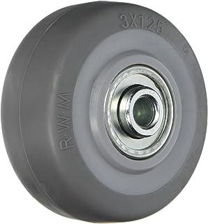 RWM Casters SW2 10-Inch Diameter Signature Hand Truck Wheel 2-Inch Width 5//8-Inch Axle