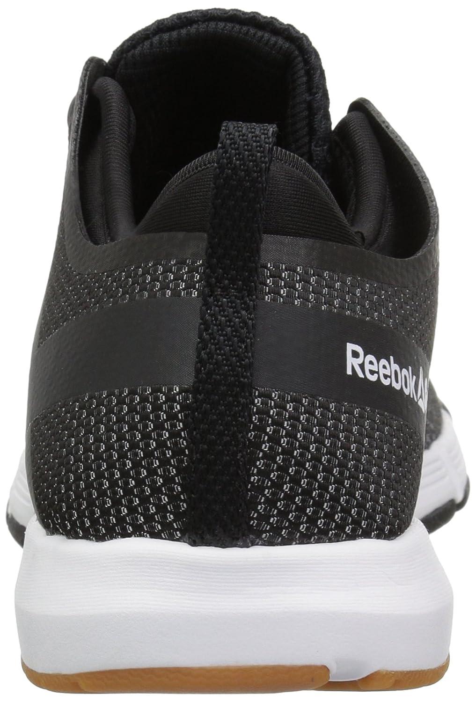 Reebok Women's B078517NLK Crossfit Grace Tr Cross Trainer B078517NLK Women's 9 B(M) US|Coal/Black/White/Silver/G 8d7fd0