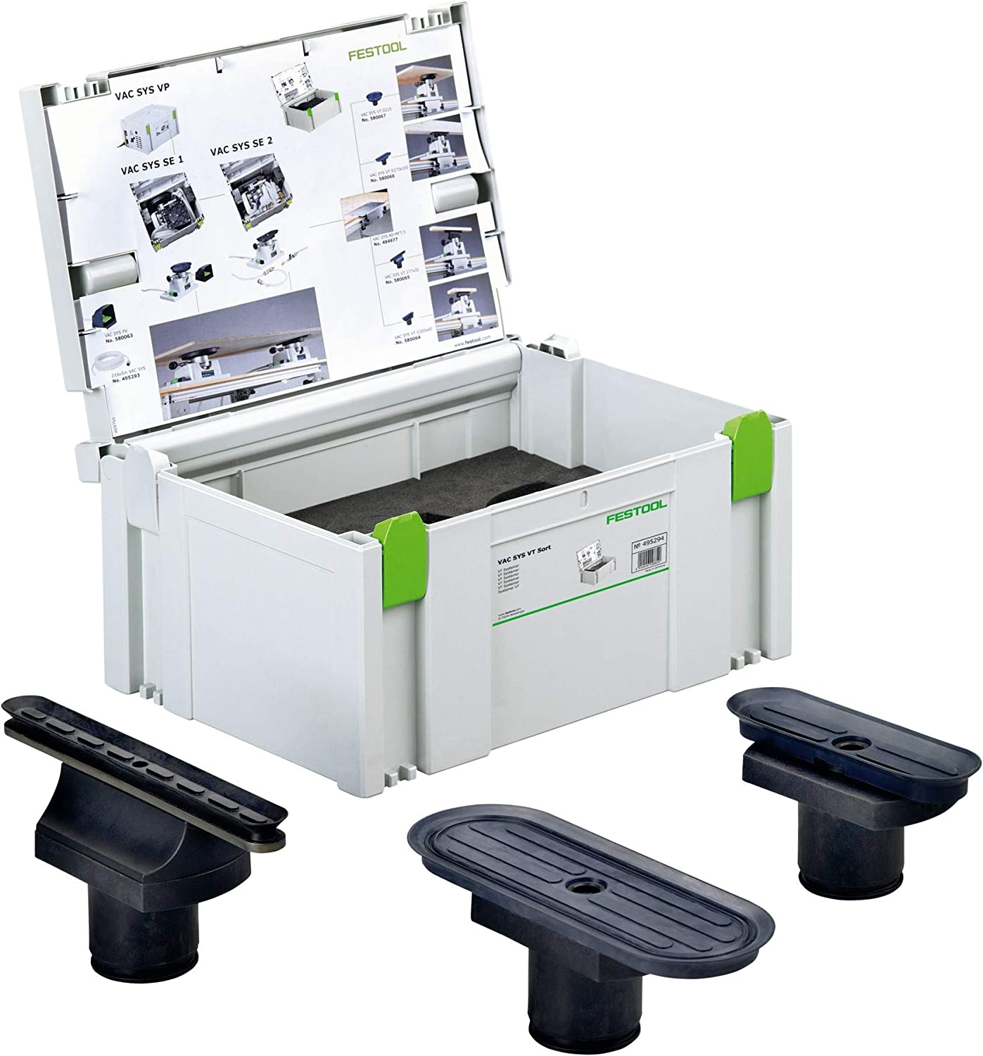 Festool 495294 VAC-SYS Accessory Set
