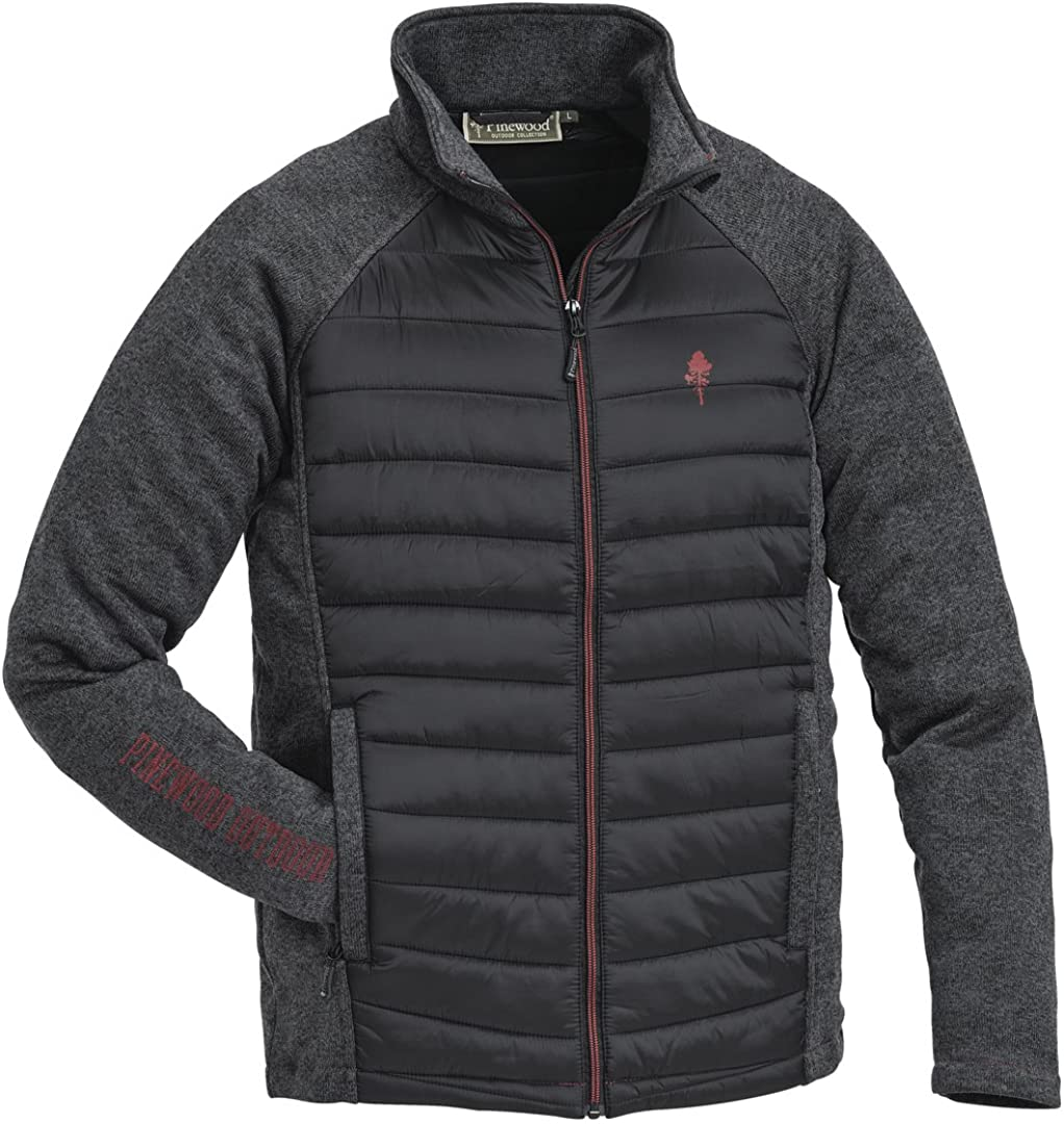 Pinewood Mens Quilted Jacket Gabriel Quilted Cardigan