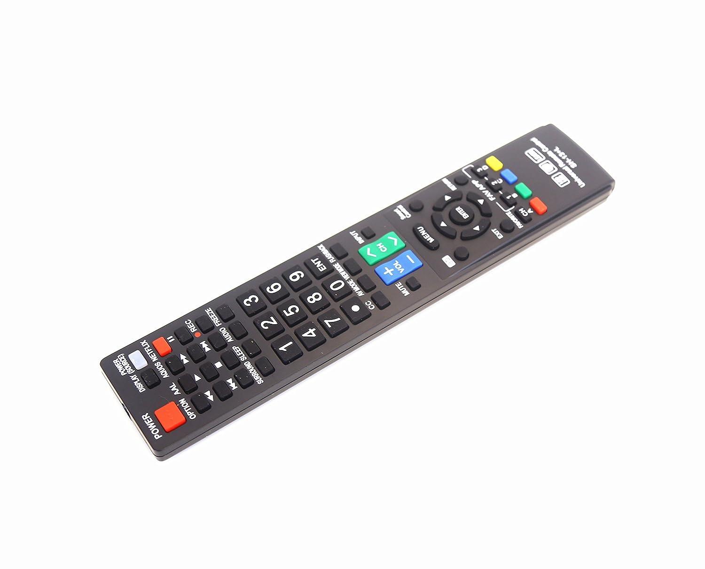 Sharp Gb004wjsa Universal Remote Control For All Remot Tv Brand Smart 1 Year Warranty Home Audio Theater