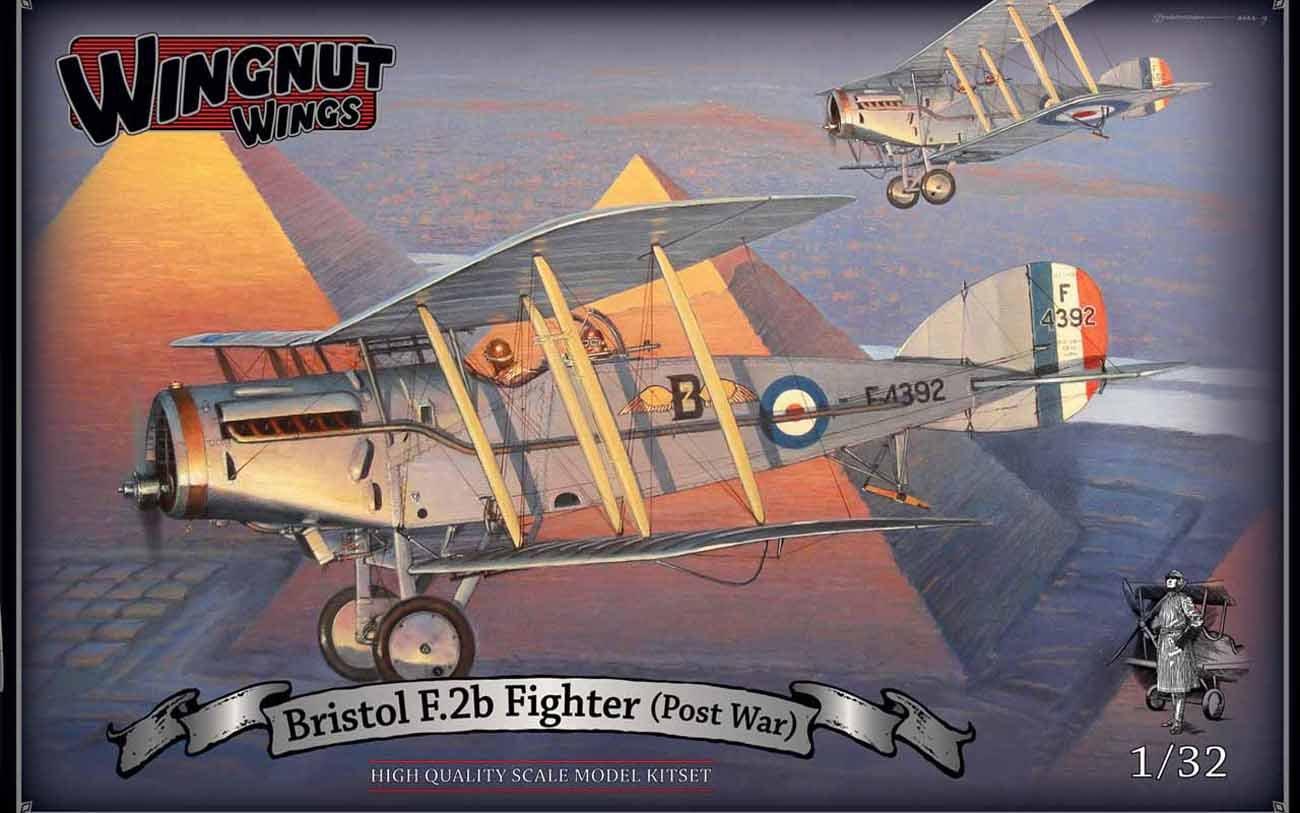 Wingnut Wings Flügelmutter Flügel wings32060 1: 32