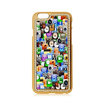 coque iphone 6 application