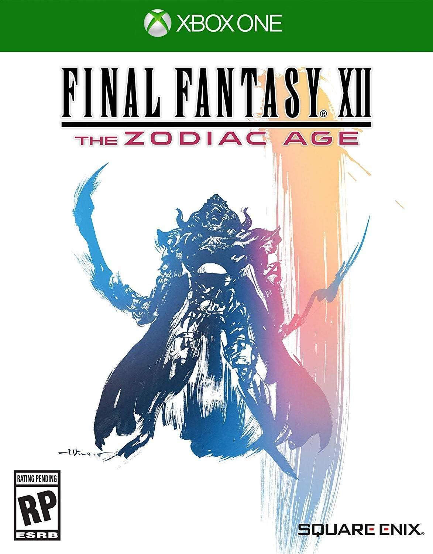 Amazon com: Final Fantasy XII The Zodiac Age - Nintendo Switch