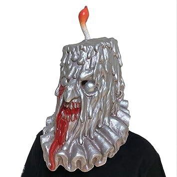 Máscara de Halloween Máscara de Terror de Látex Máscara de demonio Máscara de Miedo Máscara Completa