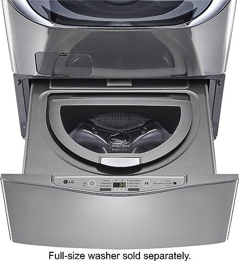 Amazon.com: LG WD100CV 1.0 Cu. Ft. Graphite SideKick ...