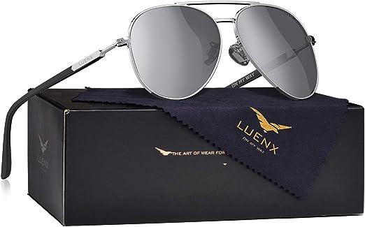 Women Men Aviator Polarized Sunglasses Driving Mirror Lens Glasses UV400 Fashion