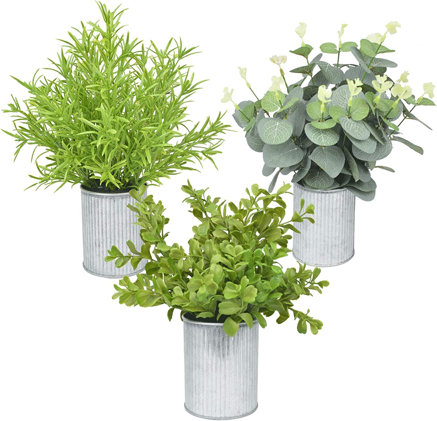 Artificial Potted Plants , 10