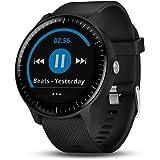 Garmin Vivoactive 3 Music - Montre Connectée de Sport GPS, Cardio Poignet, Stockage Musique - Noir