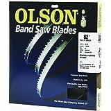 Olson Saw FB10082DB 3/16 by 0.025 by 82-Inch HEFB Band 10 TPI Regular Saw Blade