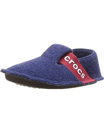 9c402169 Crocs Classic Slipper K, Zapatillas de Estar por casa Unisex Niños