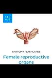 Anatomy flashcards: Female reproductive organs: Learn all organs on the go (Kenhub Flashcards Book 8)