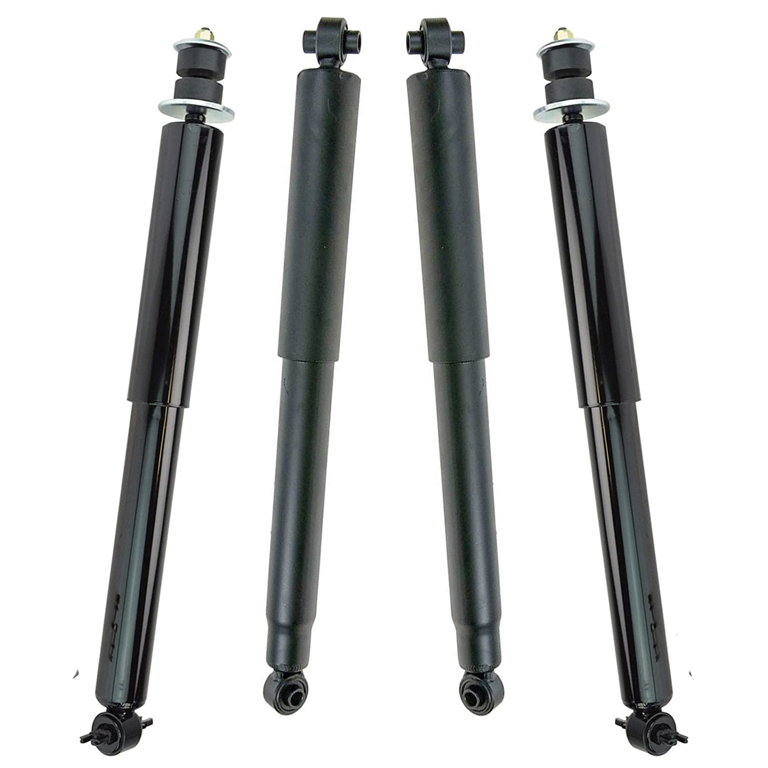 Shock Absorber Kit Front /& Rear Set of 4 for 99-04 Jeep Grand Cherokee