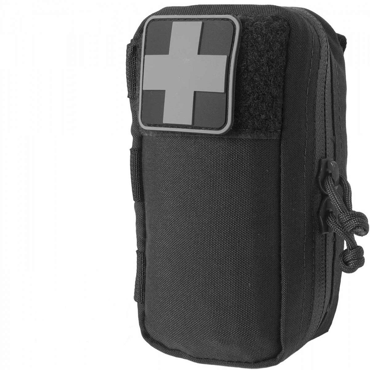 M-FAK Mini First AId Kit for Law Enforcement w/CAT Tourniquet (Black) by nar