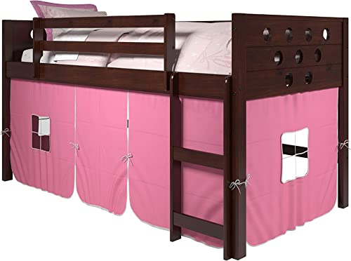 DONCO KIDS Circles Low Loft Bed